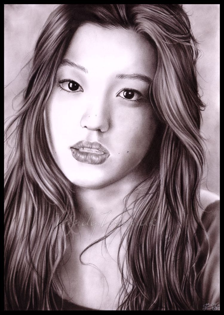 Рисунки карандашом (53 фото)