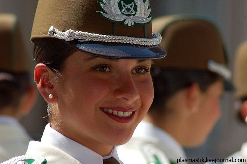 Девушки в армии 71 фото
