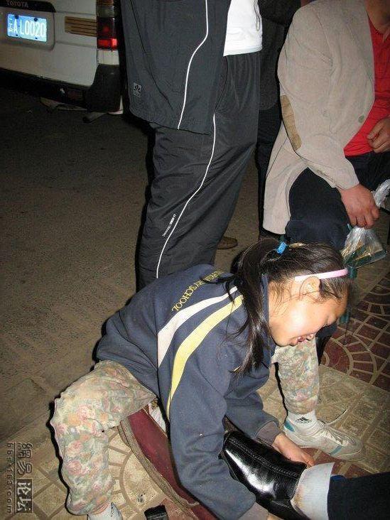 Детский труд в Китае (11 фото)