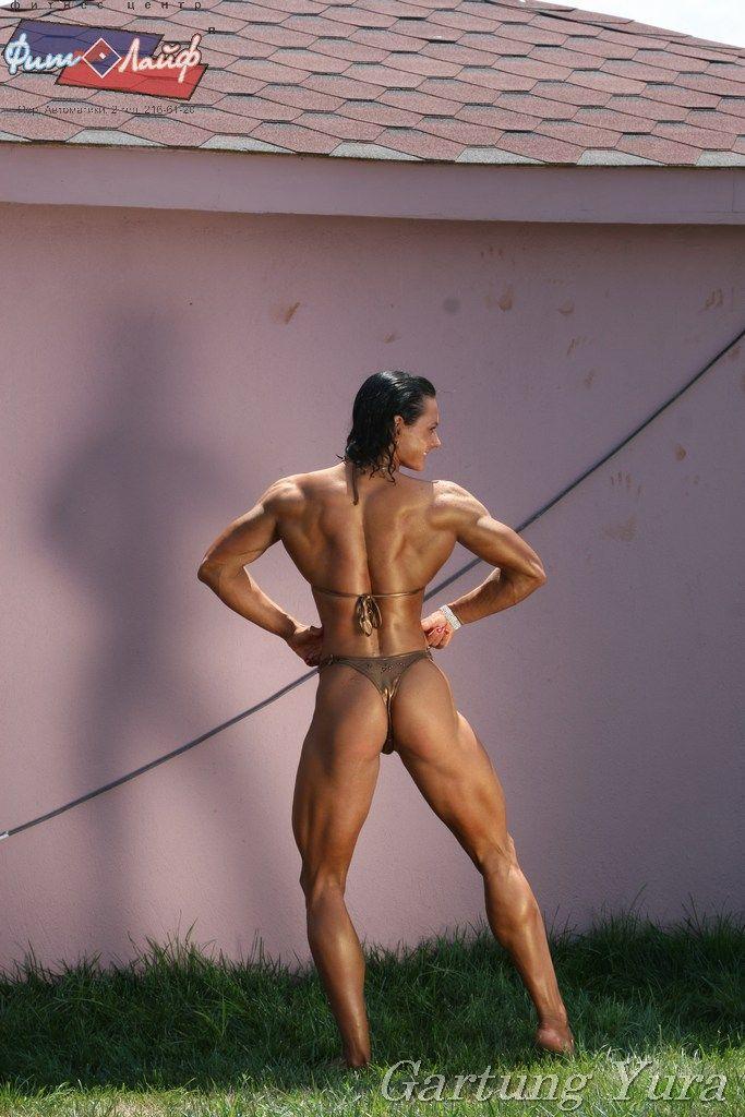 Мария Кузьмина - чемпионка мира по фитнесу (15 фото)