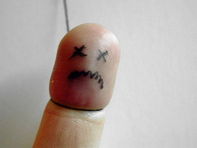 Веселые картинки Fingers_11
