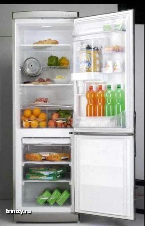 Холодильник для мужчин (4 фото)
