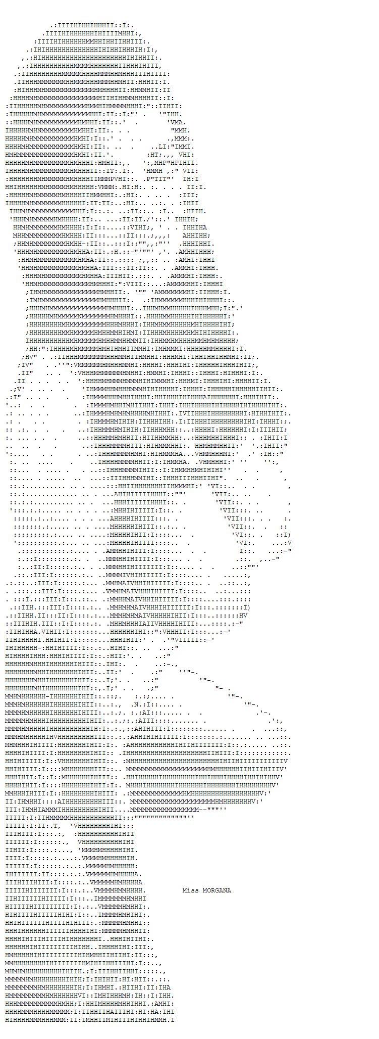 Эротика в ASCII (18 фото + 18 картинок) НЮ