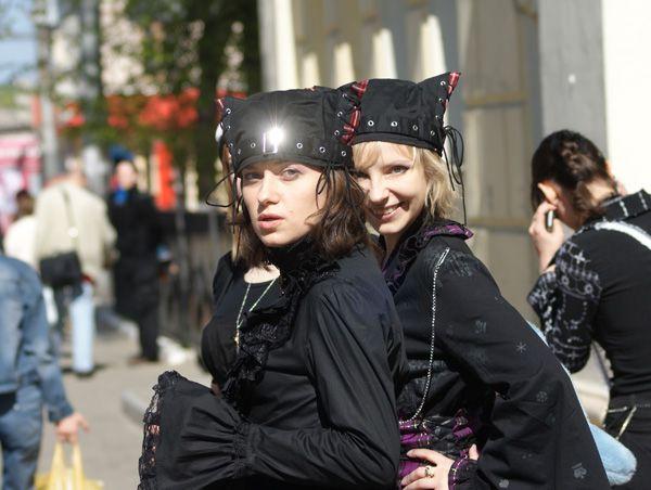 Аниме-фестиваль в Воронеже (61 фото)