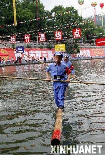 Китайские лодки (13 фото)