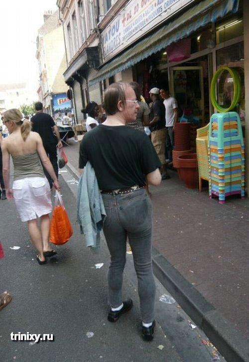 Самые дурацкие мужские прикиды (36 фото)