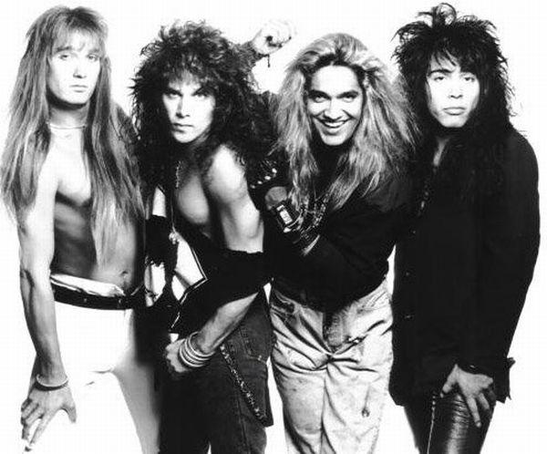 Рок-группы 80х и 90х (19 фото)
