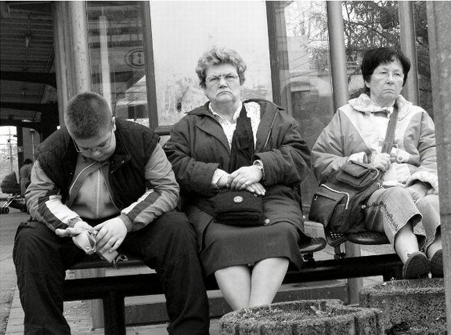 """Самые """"счастливые"""" люди (38 фото)"""