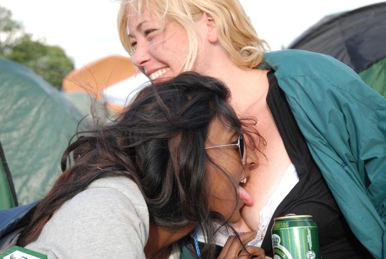 Как добыть пиво на фестивале (9 фото) НЮ