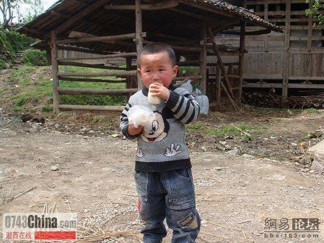 Сельская школа в Китае (30 фото)