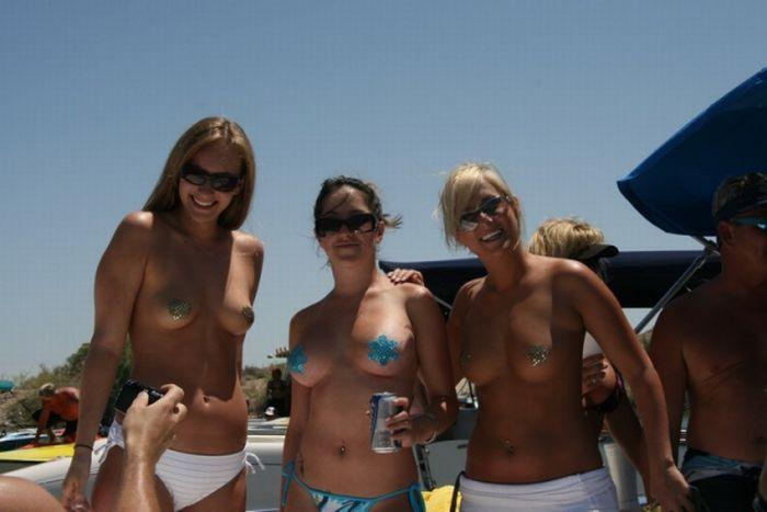 Вечеринка на пляже (56 фото)