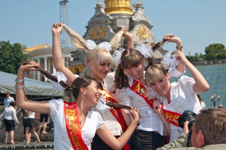 Киевский выпускной. Часть 2 (30 фото)