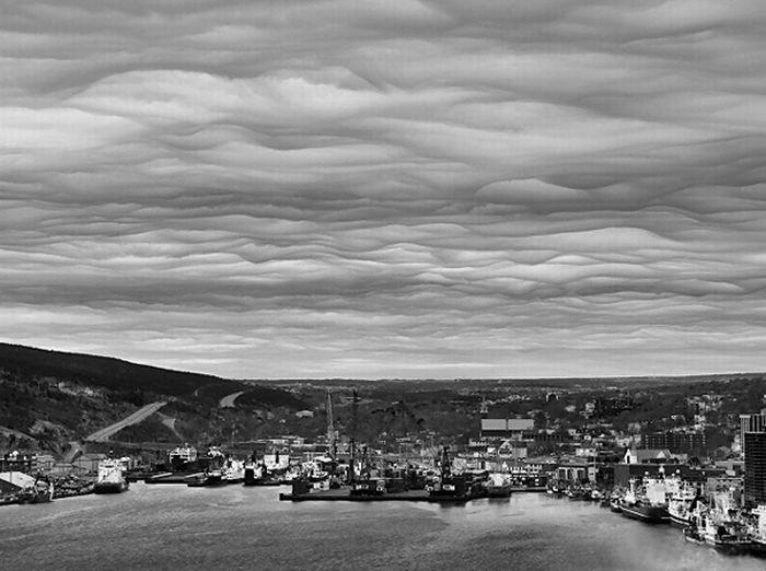 Красивые облака (21 фото)