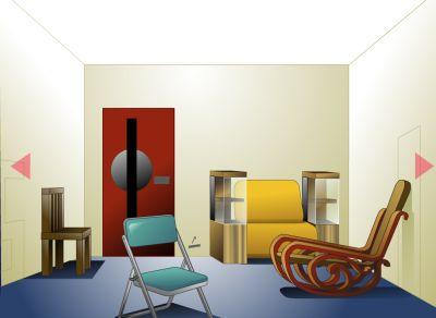 Chair Room Escape