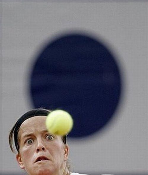 Самые смешные лица в спорте (50 фото)
