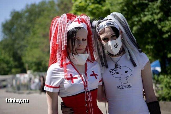 Фестиваль готов в Германии (52 фото)