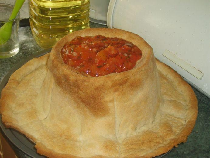 Это очень вкусно и удобно шляпа для голодных и podpiynali.