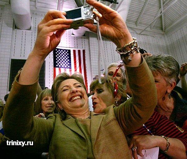 Самые забавные фотографии политиков (51 фото)