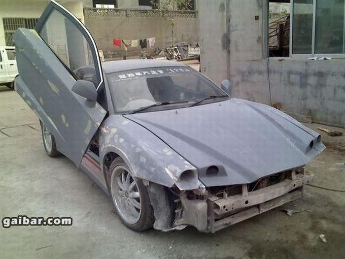 Китайский Ferrari (10 фото)