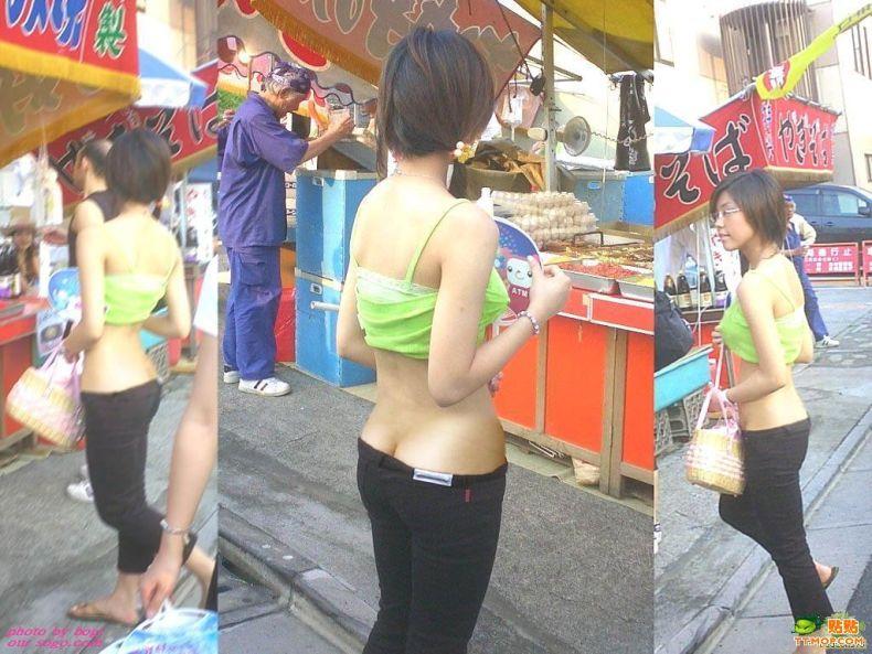 Немного японской моды (8 фото)