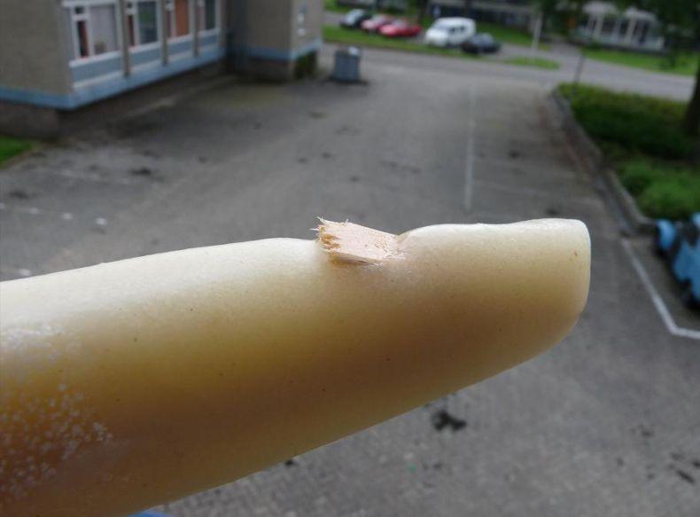Бракованное мороженое (6 фото)