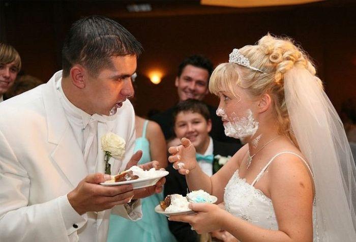 Свадебные обычаи чужестранцев