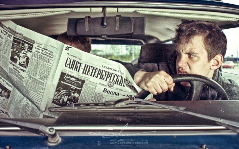 Машина на все случаи жизни (22 фото)
