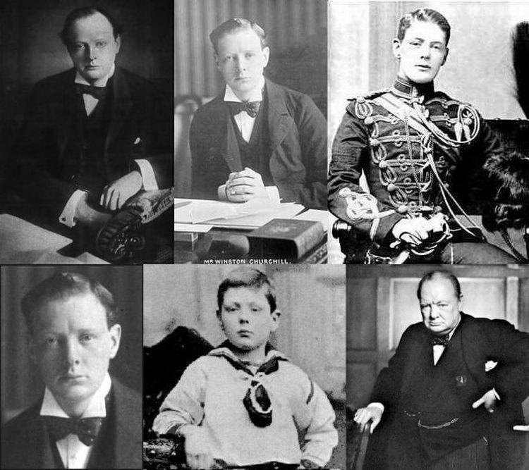 Мировые лидеры в молодости (19 человек)