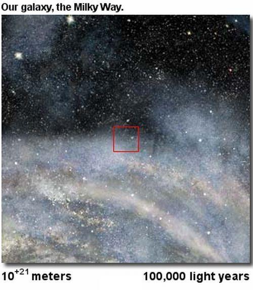 Вид из космоса (22 фото)