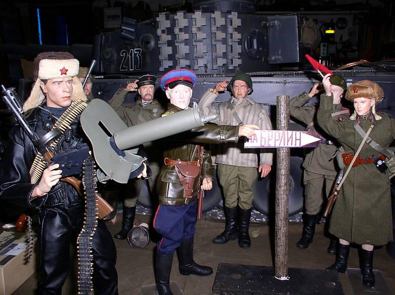 Куём оружие победы. Советский терминатор (37 фото)