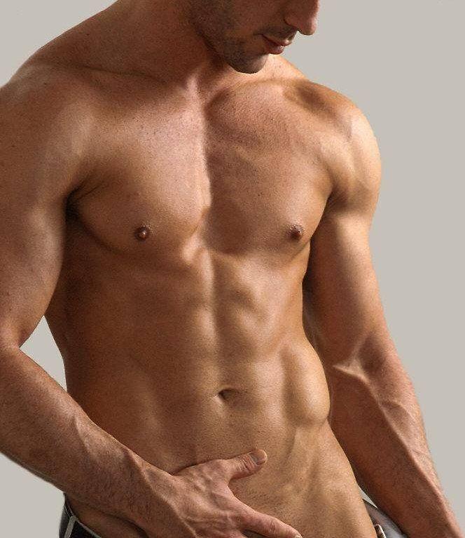 Мышцы фото интимные мужские