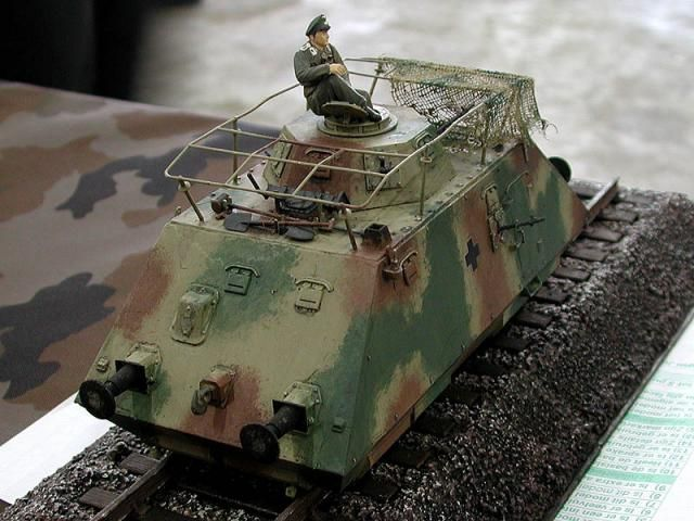Модели техники Второй Мировой (63 фото)
