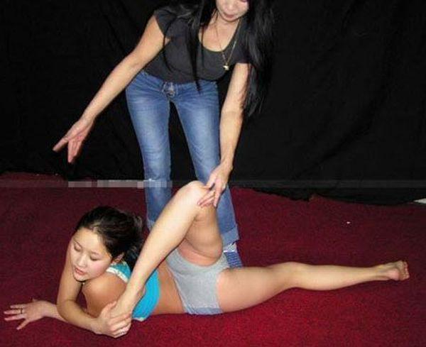 Жесть. Китайская школа гимнастики (38 фото)