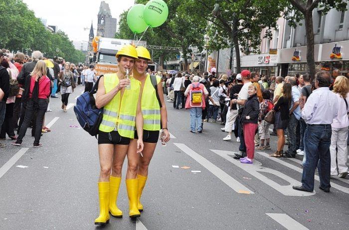 Кристофер-Стрит День в Берлине (21 фото)