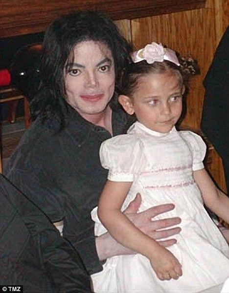 Дети Майкла Джексона (7 фото)