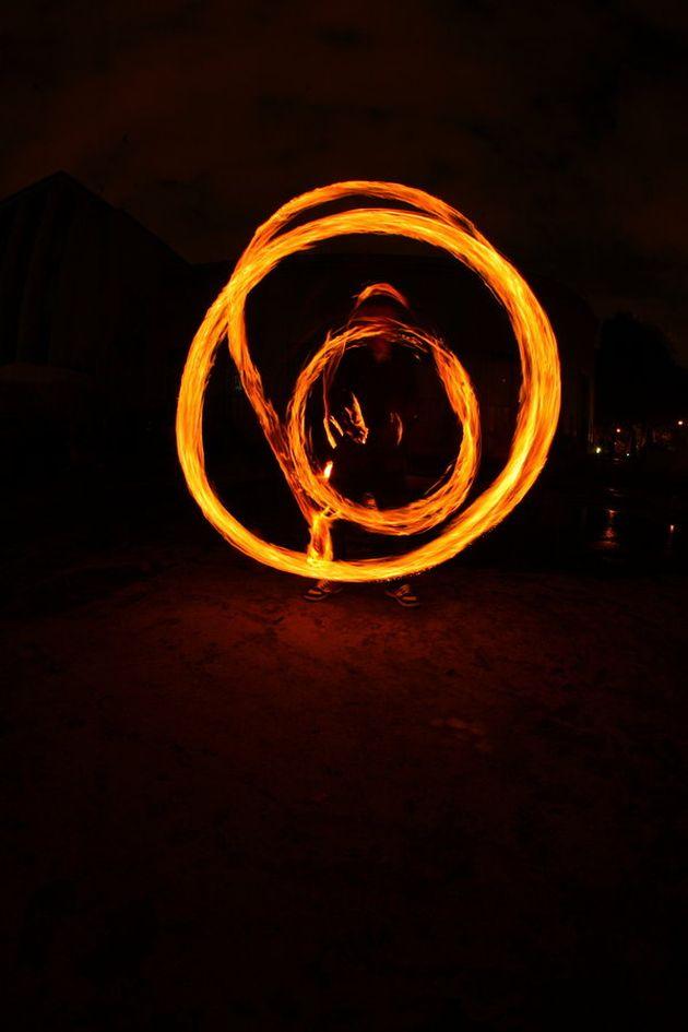 Игры с огнем (13 фото)