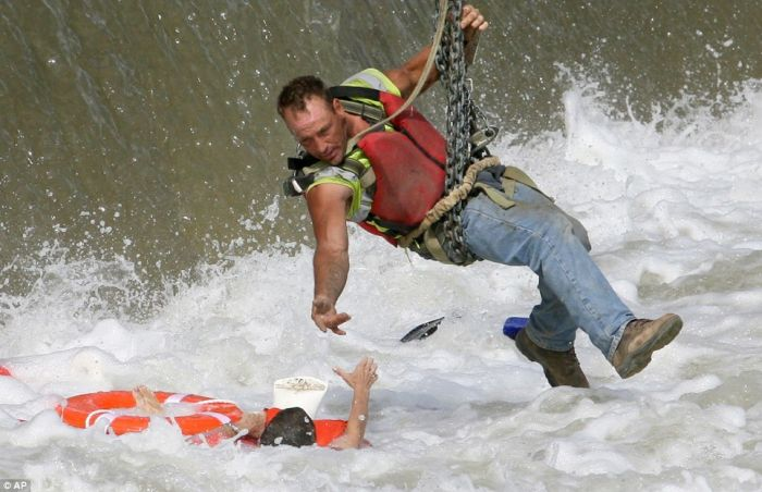 Чудесное спасение (7 фото)