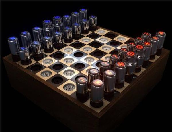 Шахматы будущего