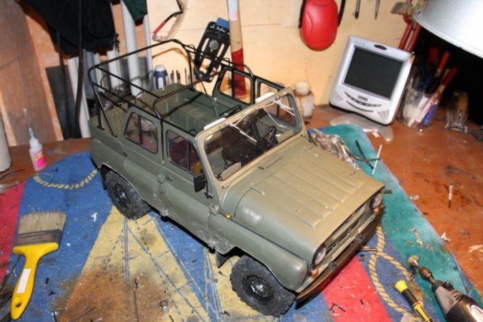 УАЗ 469Б итальянской сборки (62 фото + видео)