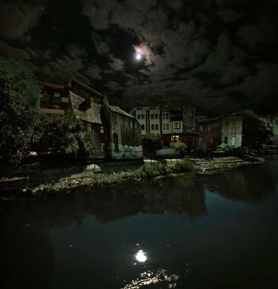 黑夜沉思的美麗[10p]