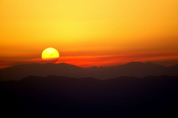 Солнце. Много солнца (39 фото)
