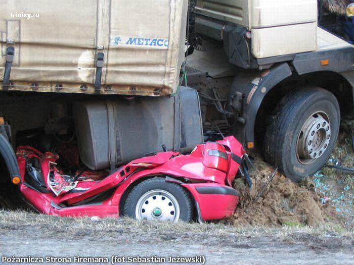 аварии фото самые ужасные