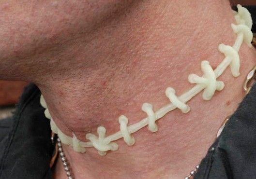 Необычные ожерелья (25 фото)