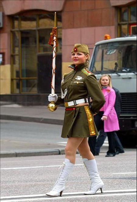 Военный юмор (100 фотографий)