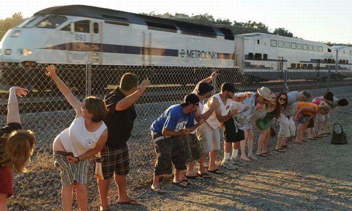 Покажи попу поезду (16 фото )