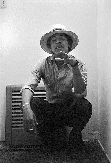 Молодой Обама (12 фото)