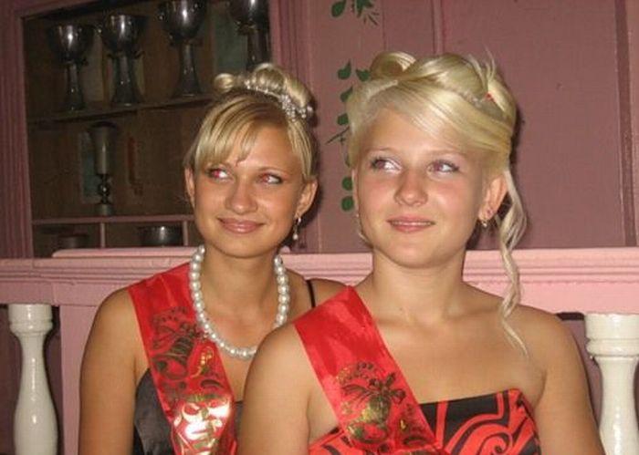Выпускницы 2009. Очередная подборка (81 фото)