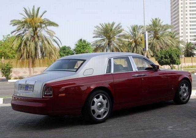 Суперкары из арабских стран (100 фото)