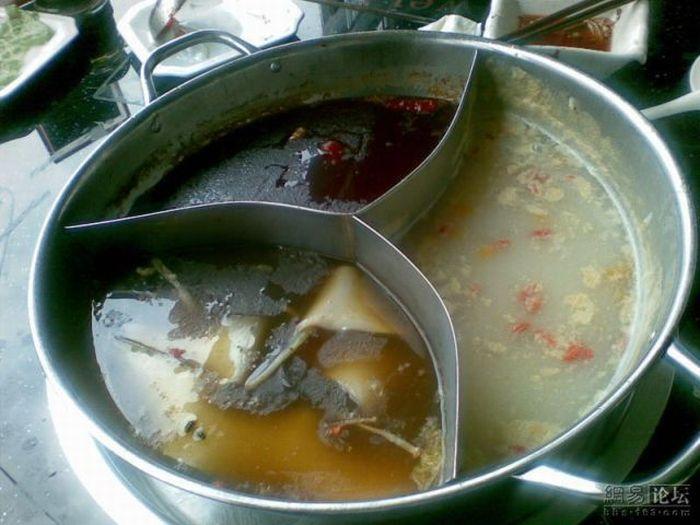 Официант! У меня в супе муха! Две мухи! (8 фото)