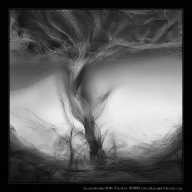 Красота дыма (37 фото)